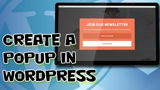 How To Create A Beautiful Popup Modal In Wordpress For FREE