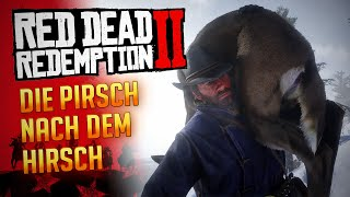 🔥 Red Dead Redemption 2 #02 | Auf der Pirsch nach dem Hirsch | Gameplay thumbnail