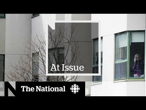 CBC News: The National: The political response to long-term care crisis | At Issue
