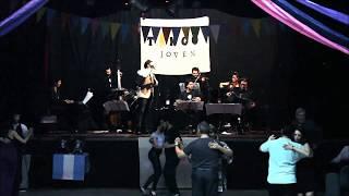 """""""Remembranzas"""" Canta - Pablo Ramos , Los Herederos del Compás """" Milonga del Ballet Tango Joven ♪"""