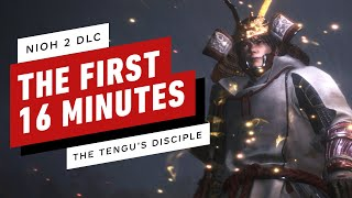 The First 16 Minutes of Nioh 2: The Tengu's Disciple DLC