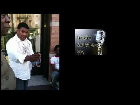 Radio Reference FM Interviews Francois Turnier [Creole] 2 of 3