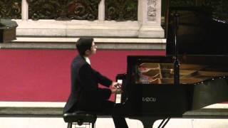 Ariel Lanyi plays Schumann's Kreisleriana