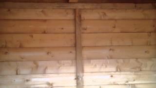 Shedking Pent Roof Sheds
