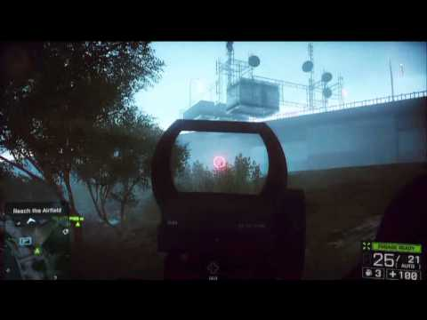 *NEW* Battlefield 4 Campaign Glitches - Out Of Map On Singapore !!