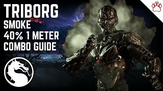 mkx triborg smoke combo guide 40 1 meter post patch