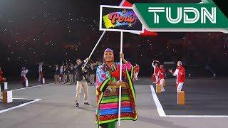 ¡Perú desata la euforia en la apertura de Lima 2019! | Juegos Panamericanos Lima 2019 |TUDN México