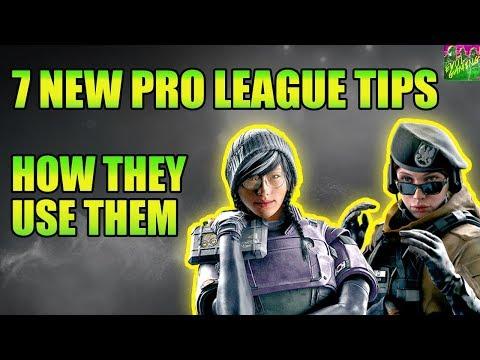 The Dokkaebi / Zofia Pro League strat on Consulate - Rainbow Six Siege Pro tips & tricks