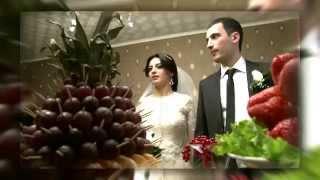 Красивая свадьба в Москве Андрея и Лианы