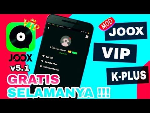TERBUKTI GRATIS - TUTORIAL JOOX VIP SELAMANYA