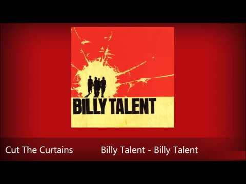 Billy Talent - Cut The Curtains - Billy Talent (09) (HD|Lyrics in description)