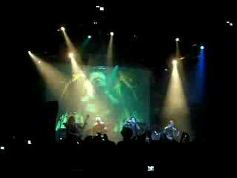 Dimmu Borgir: Grotesquery Conceiled - Praha 19.10.2007