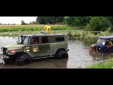Маньяки фестивалят off-road 4x4