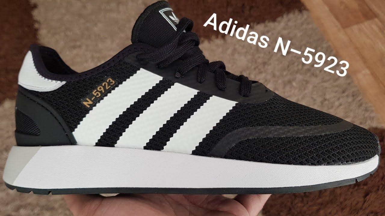 En general hidrógeno Tiempo de día  Unboxing Adidas N-5923 - YouTube