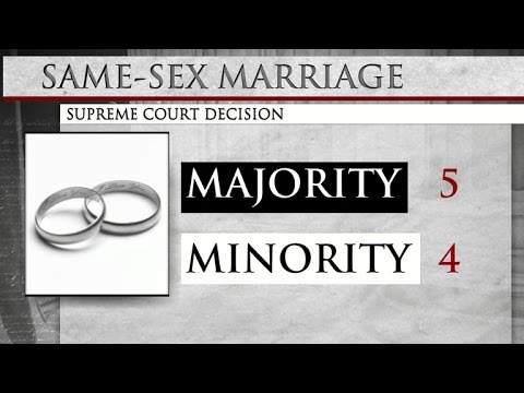 Love Wins Top Court Legalizes Same-Sex Marriage