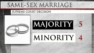 Special Report: Supreme Court legalizes same-sex marriage