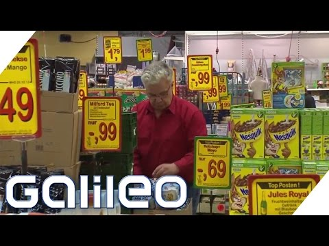 1-Euro-Shop Logistik | Galileo | ProSieben