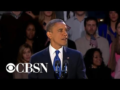 Joe Biden evokes rhetoric of Barack Obama in 2020 campaign kickoff rally