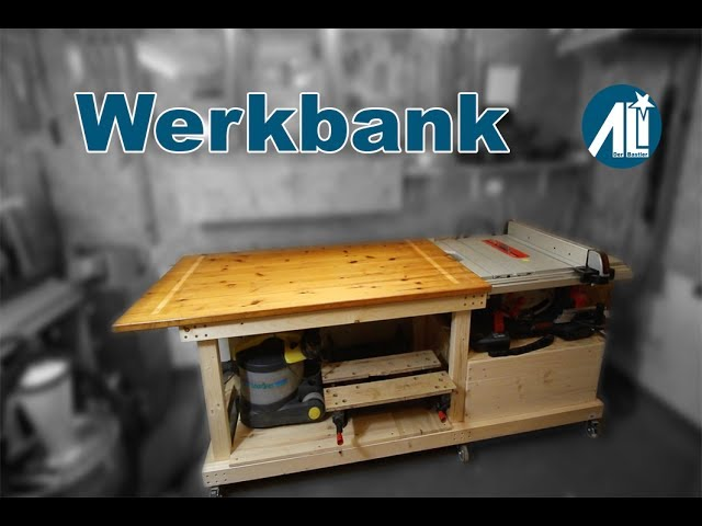 ? Bau dir deine eigene Werkbank (Build your own Workbench)