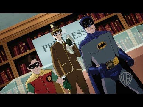 Batman vs Two-Face -