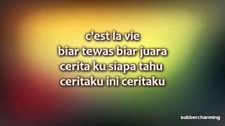 C'est la vie- yasin sulaiman ft faizal tahir (lirik)