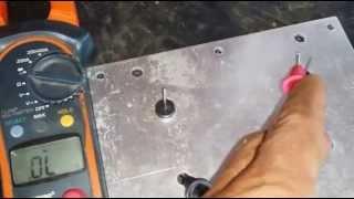 Aprendendo consertar carregador de bateria