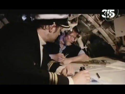 Немецкая субмарина-невидимка U-480
