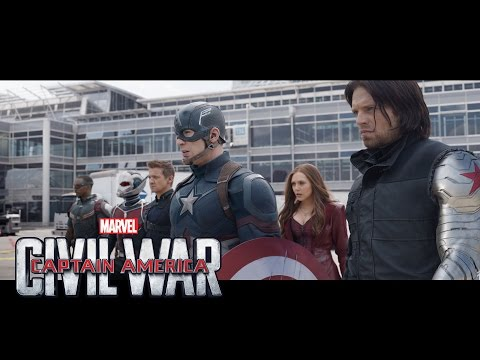 Marvel's Captain America: Civil War - Big Game Spot