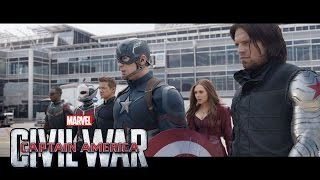 Скачать Marvel S Captain America Civil War Big Game Spot