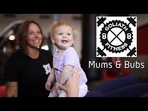 New Mums and Exercise – Be Careful!!
