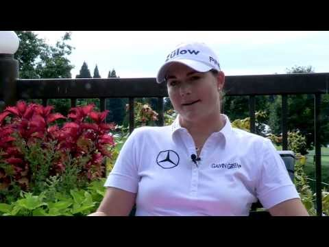 Players share their thoughts on Catriona Matthew