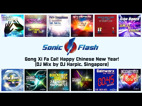 Best of HandsUp (Sonic Flash Records) | Happy Chinese New Year Mix by DJ Harpic