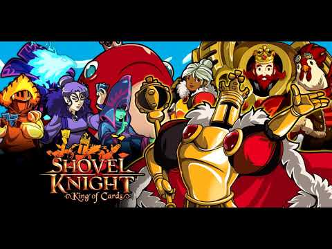 Shovel Knight - King Of Cards - Joustus - Infinity's Prelude