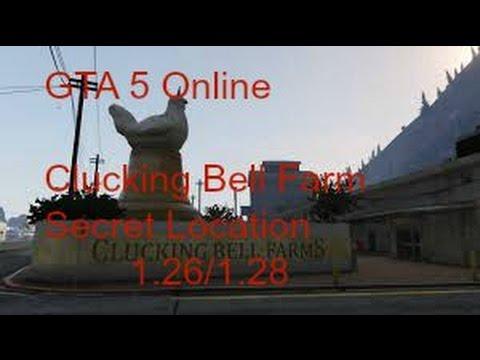 GTA 5 Online Secret Locations After Patch 133