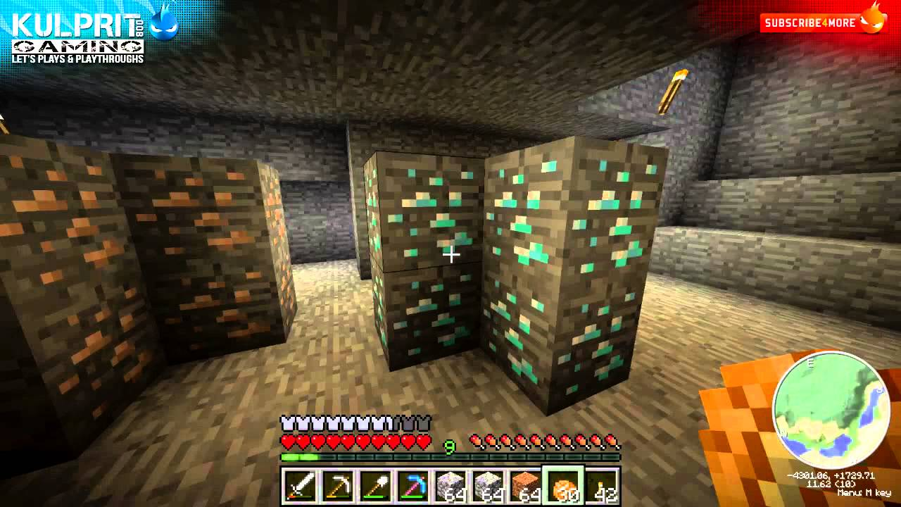 minecraft 101 the most efficient mining system youtube