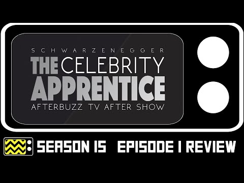 The Celebrity Apprentice Season 15 Episode 1 Review & After Show | AfterBuzz TV