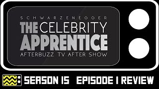 The Celebrity Apprentice Season 15 Episode 1 Review & After Show   AfterBuzz TV