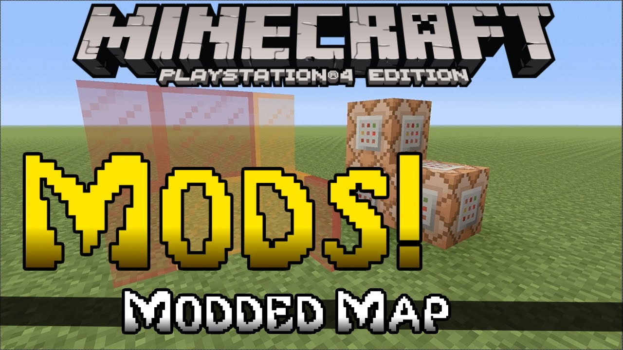 Minecraft Ps4 Mods