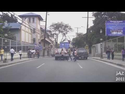 [HD] Manila Street Scenes (12) - San Marcelino Street, Ermita/Paco Manila