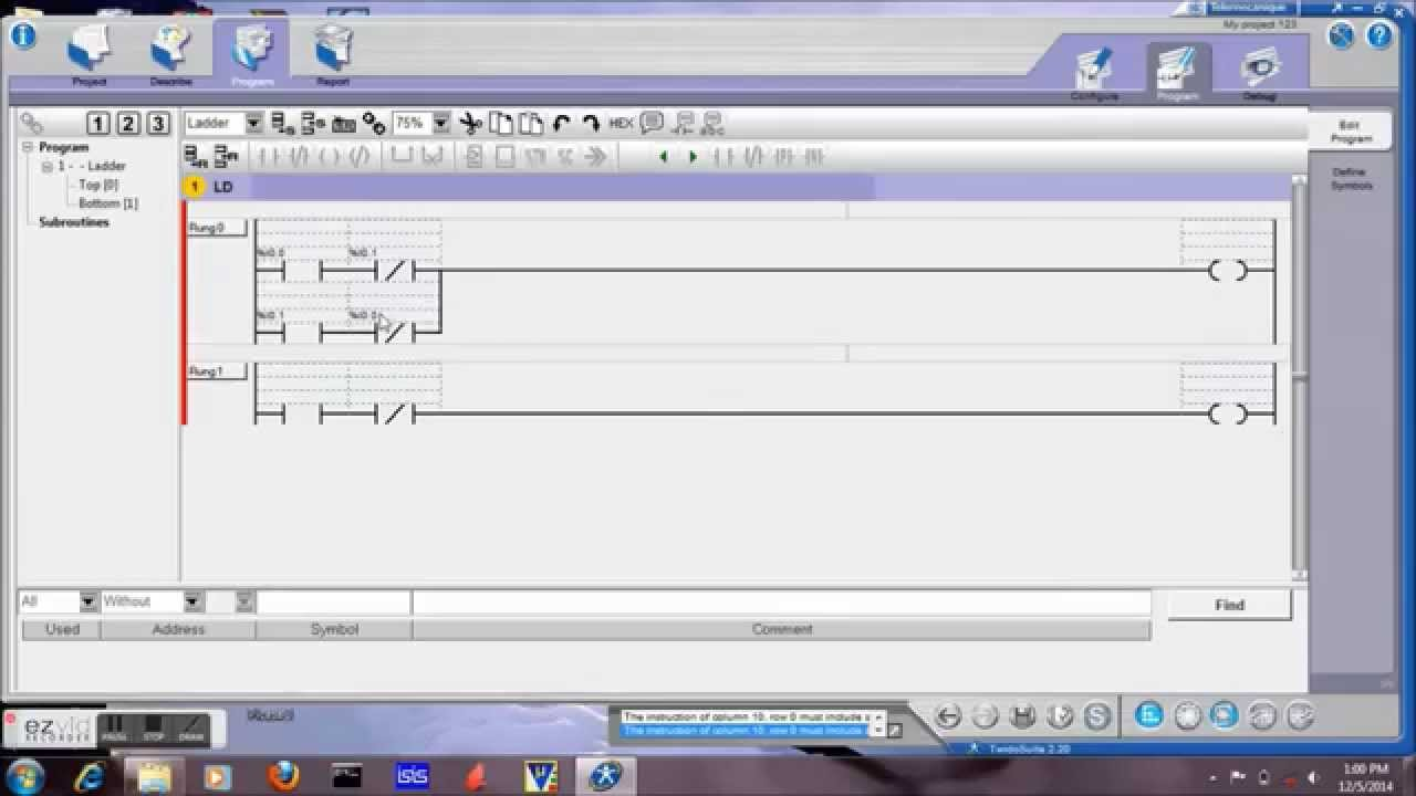 logiciel programmation twido