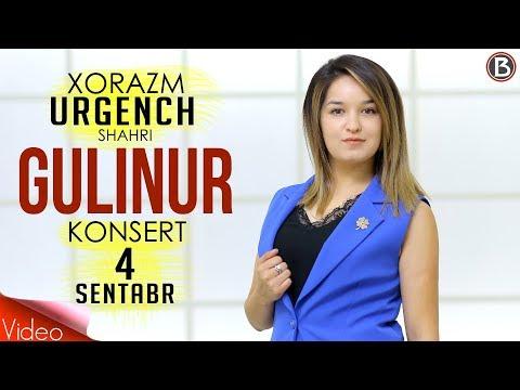 Gulinur - Xorazm Konsert 2019