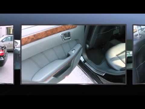 2011 Mercedes Benz E Class E350 4matic Youtube