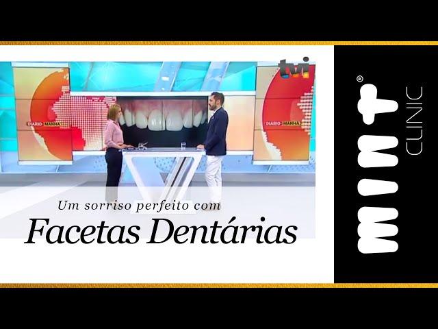 Sorriso Perfeito com Facetas Dentárias - Diário da Manhã TVI