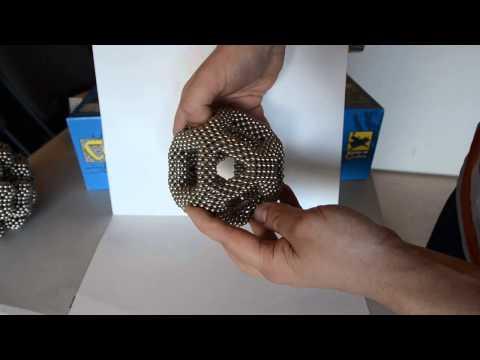 Edge Truncated Cube (Zen Magnets)