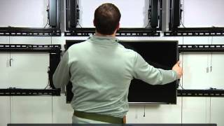 Chief Manufacturing Video Wall and TV Mounting System- ConnexSys recessed installation