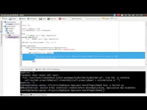 Create and deploy python web application in less then 15 minutes!