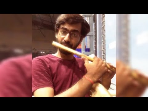 Sathiya ye tune kya kiya | Retro on Flute | S P Balsubramanyam | Ravi