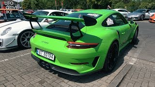 CUSTOMER Porsche 991.2 GT3 RS on the Nürburgring!
