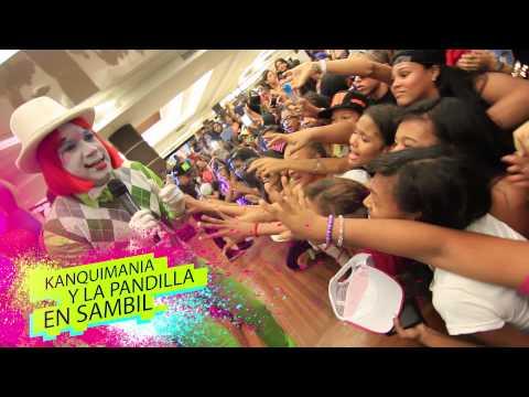 Kanquimania y La Pandilla - Presentacion En Sambil