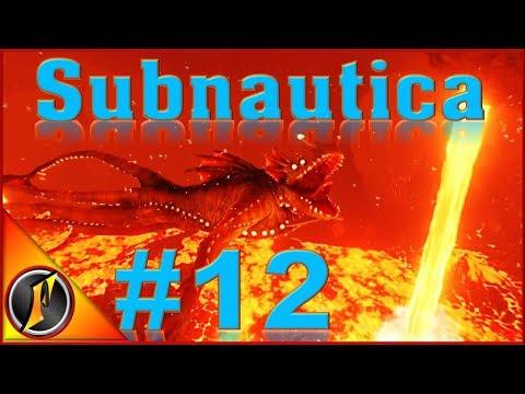 INTO THE UNDERWATER LAVA FIELD   Subnautica #12
